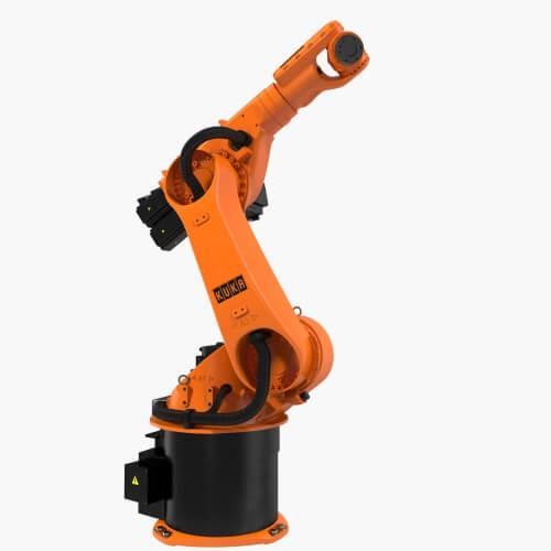 Robotic welder robot arm Kuka
